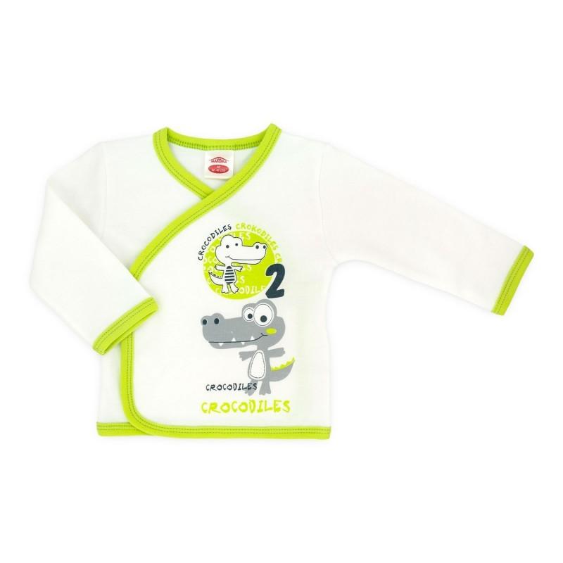 Makoma Βρεφικό Μπλουζάκι Φάκελος Crocodiles