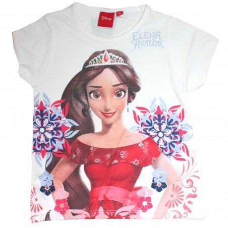 Disney Elena Of Avalor Κοντομάνικο Μπλουζάκι Για Κορίτσια (ER1224b)