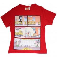Minion Κοντομάνικο Μπλουζάκι Για αγόρια (ER1451Α)