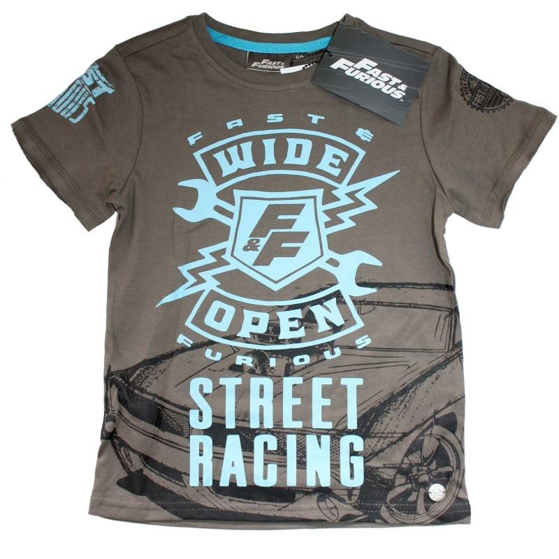Fast & Furious Κοντομάνικο Μπλουζάκι Για αγόρια  (FFER1018A)