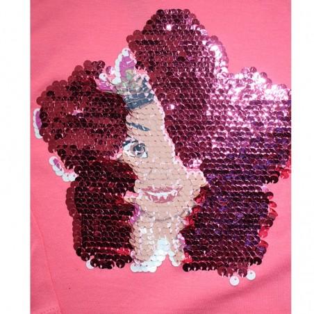 Disney Elena Of Avalor Μακρυμάνικο Μπλουζάκι Για Κορίτσια με ματ παγιέτα που αλλάζει σχέδιο(RH1203)