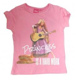 Disney Princess Κοντομάνικο Μπλουζάκι Για Κορίτσια (ER1341B)