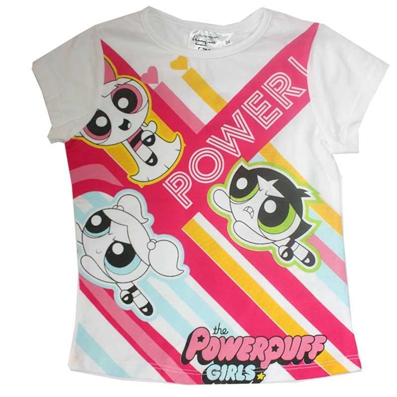 The Powerpuff Girls Κοντομάνικο Μπλουζάκι Για Κορίτσια (ER1497)