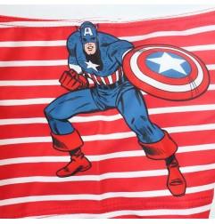 Marvel Comics Captain America Παιδικό Μαγιό για αγόρια (SE1722)