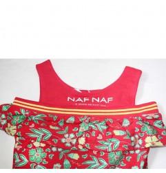 NAF NAF Παιδικό φόρεμα για κορίτσια (NNSE1075RED)