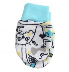 Makoma βρεφικά γάντια Νεογέννητου Εμπριμέ