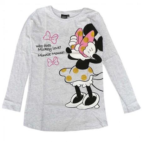 Disney Minnie Mouse Μακρυμάνικο Μπλουζάκι Για Κορίτσια (93581Β)