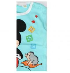 Disney Baby Mickey Mouse Βρεφικό βαμβακερό μπλουζάκι (71501C)
