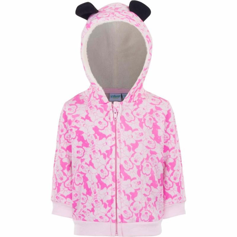 Disney Baby Minnie Mouse Βρεφική ζακέτα φούτερ (RH0030)