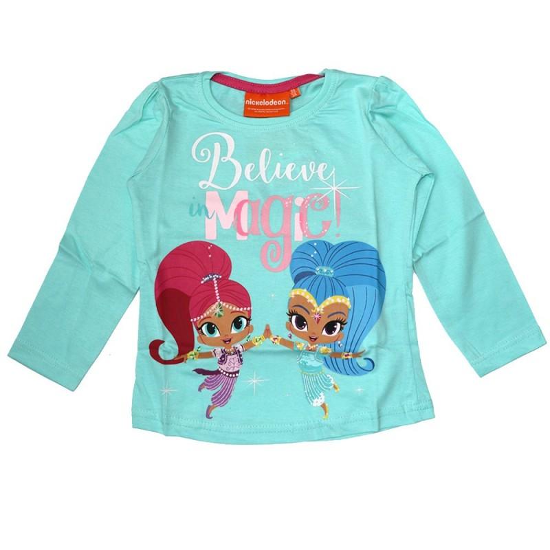 Shimmer And Shine μακρυμάνικο μπλουζάκι Για Κορίτσια (SAS 52 02 017A)