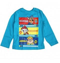 Paw Patrol Μακρυμάνικο μπλουζάκι για αγόρια  (PAW 52 02 822 AD)