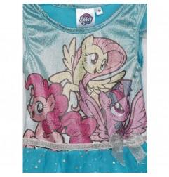 My Little Pony Παιδικό Φόρεμα Ολογραφικό με τούλι (PONY 52 23 992 LASER)