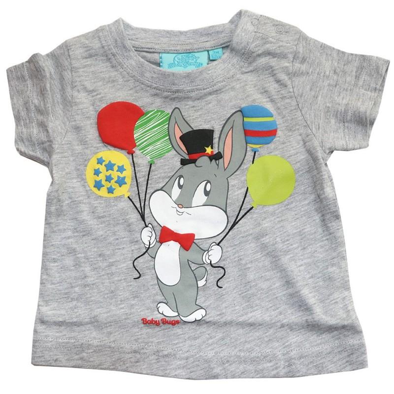 Looney Tunes βρεφικό κοντομάνικο μπλουζάκι (TCS108470)
