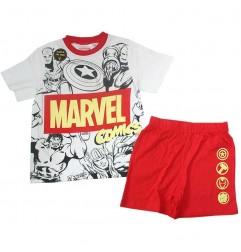 Marvel Avengers Παιδική Καλοκαιρινή πιτζάμα Για Αγόρια (SE2057)