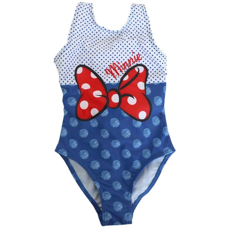 Disney Minnie Mouse Παιδικό Μαγιό ολόσωμο για κορίτσια (ET1723A)