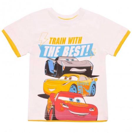 Disney Cars Κοντομάνικο μπλουζάκι για αγόρια (DISC 52026412)