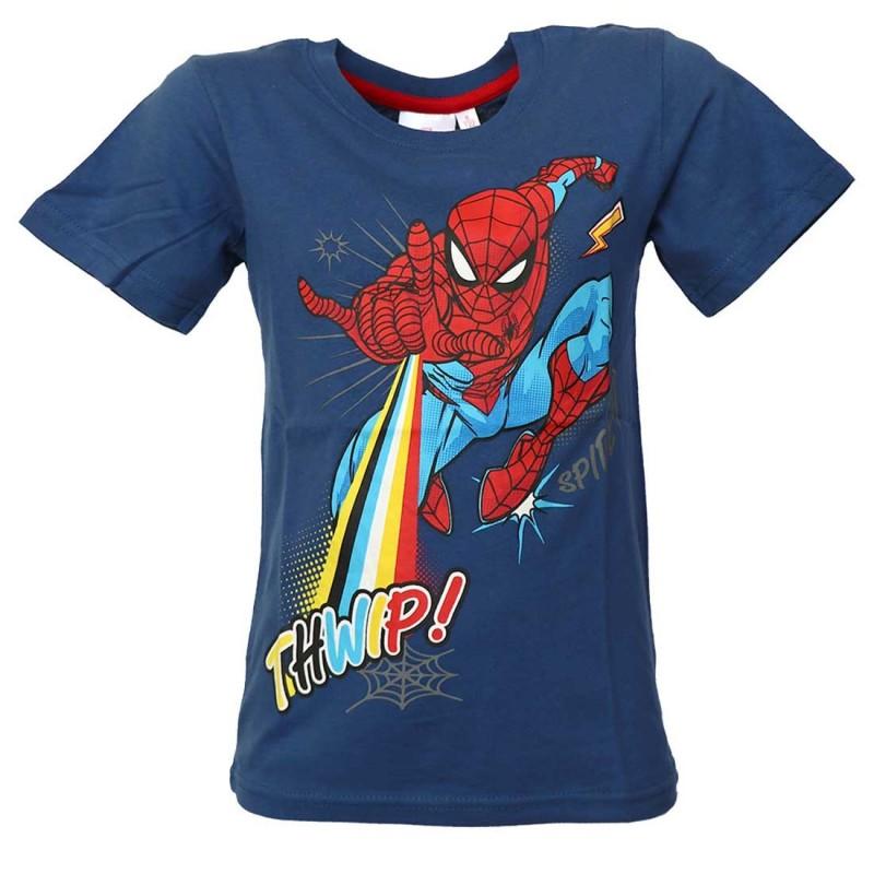 Marvel Spiderman κοντομάνικο Μπλουζάκι Για Αγόρια (DISI 05206C)