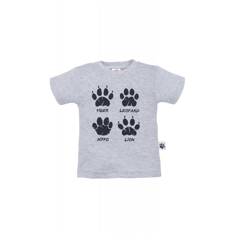 Makoma Κοντομάνικο μπλουζάκι για αγόρια Wild World (20216M)