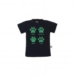 Makoma Κοντομάνικο μπλουζάκι για αγόρια Wild World (20216CZ)