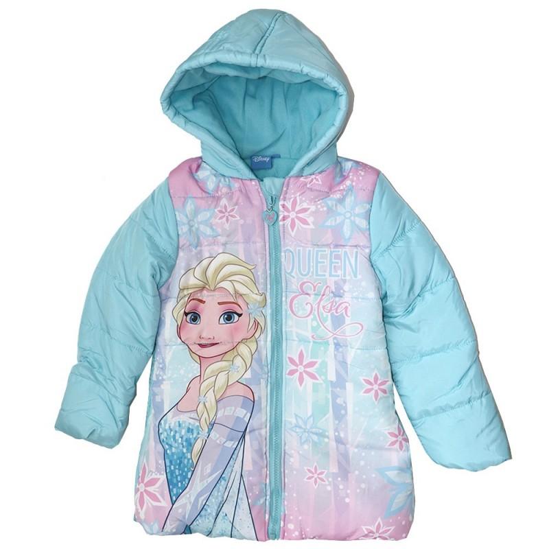 Disney Frozen Παιδικό Μπουφάν για κορίτσια (DIS FROZ 52 28 5338A)