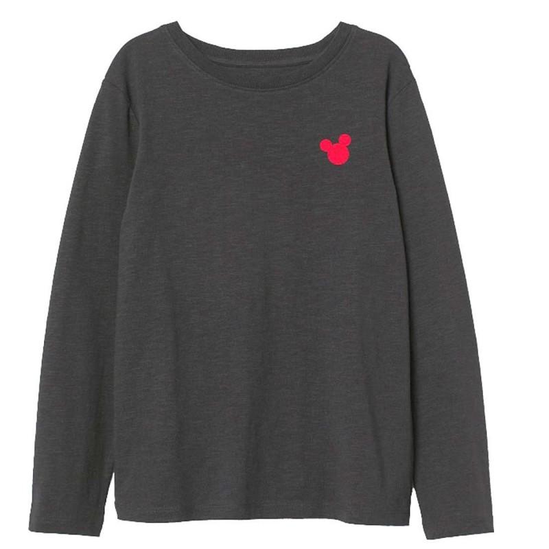 Disney Mickey Mouse Μακρυμάνικο μπλουζάκι για αγόρια (DIS MFB 52 02 7914 APL)