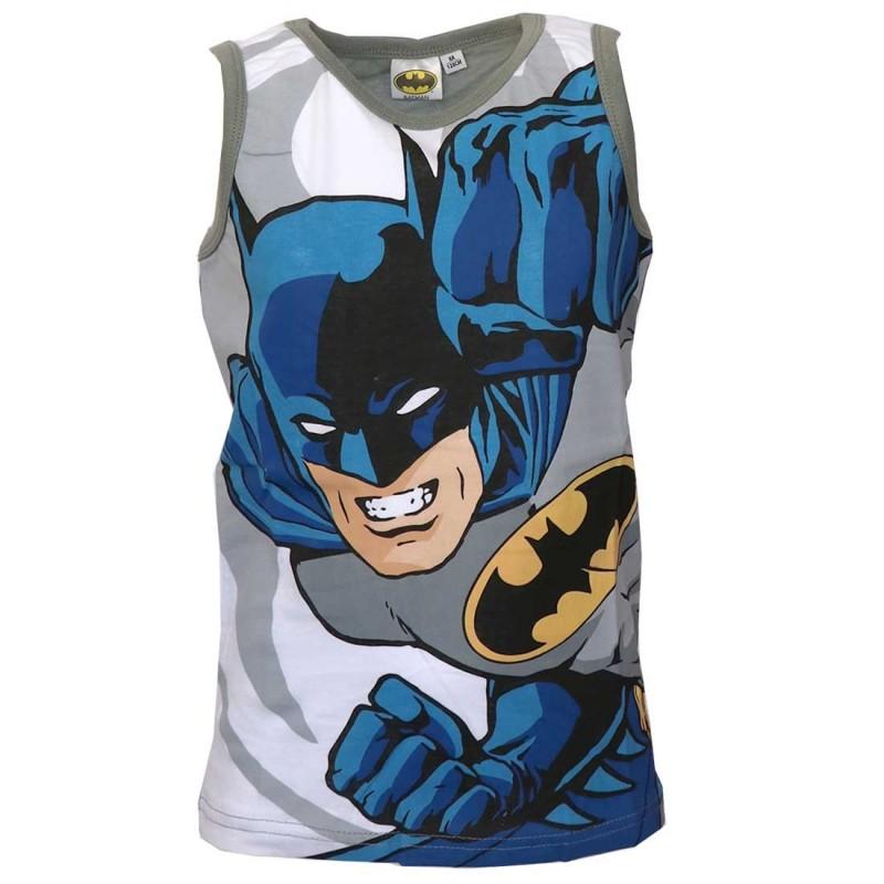 DC Comics Batman Παιδικό αμάνικο Μπλουζάκι Για Αγόρια (980-313Α)