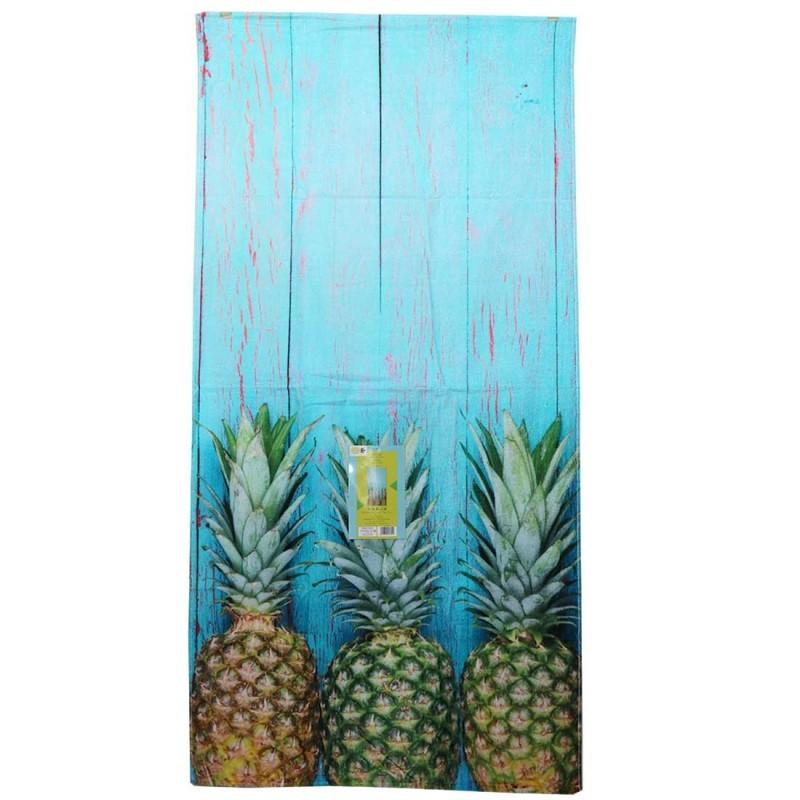 Bαμβακερή Πετσέτα θαλάσσης Pineapple 70x140εκ.  (TNL191501)