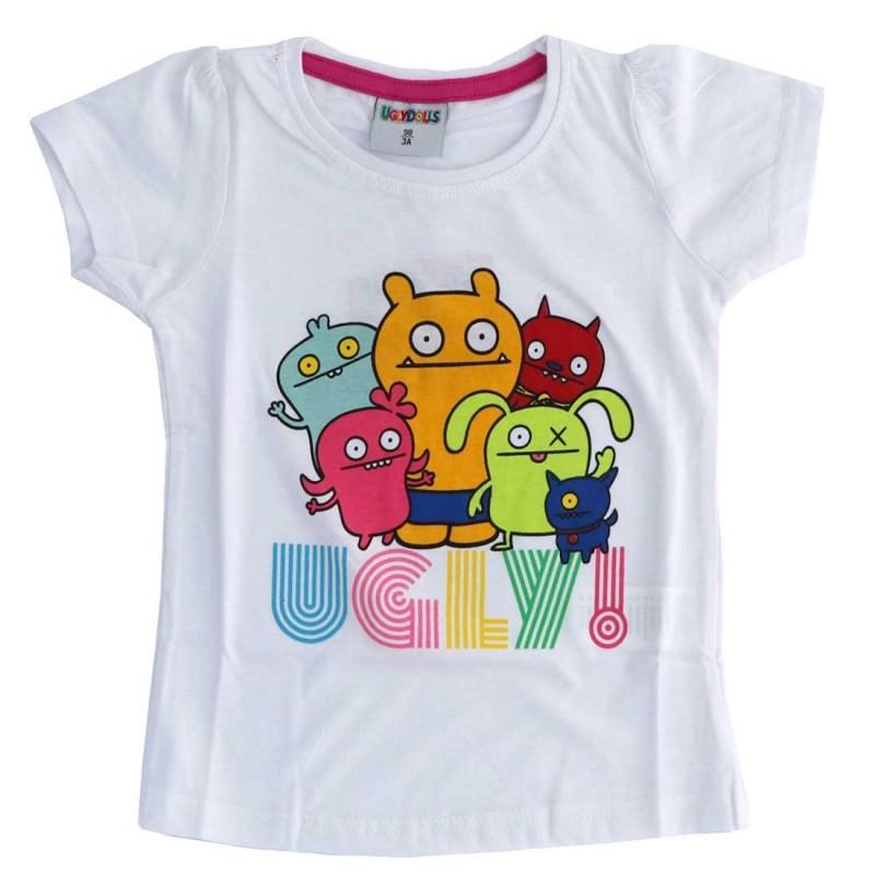 UGLYDOLLS  κοντομάνικο Μπλουζάκι Για κορίτσια (UGLY 52 02 003)