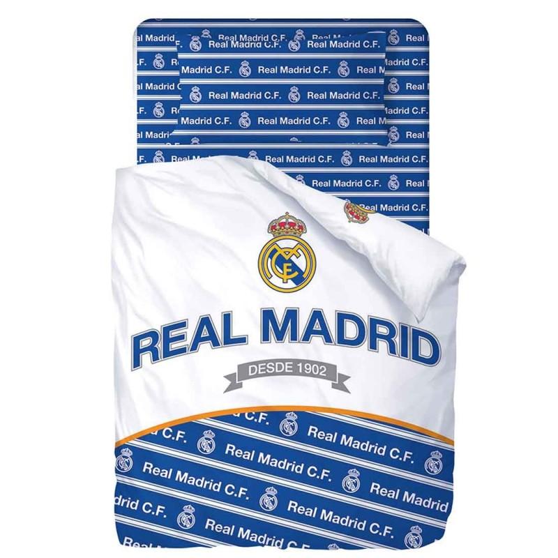 Real Madrid Σετ Σεντόνια 160x270εκ. + 90x200εκ. + 45x110εκ (RM181181)