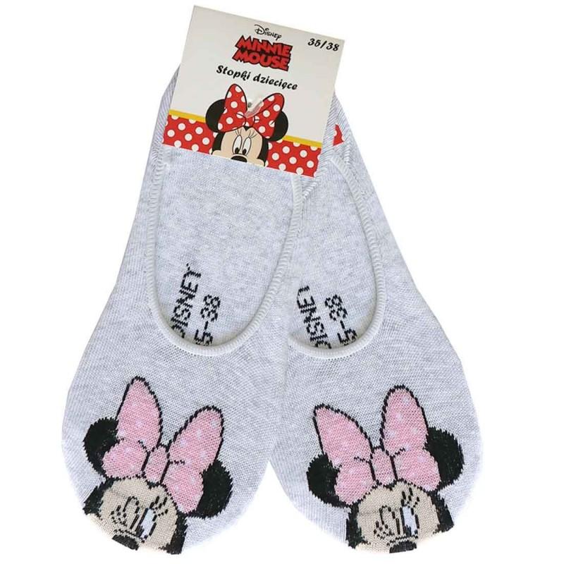 Disney Minnie Mouse κοντές Κάλτσες Μπαλαρίνα (DIS MF 52 34 8182)