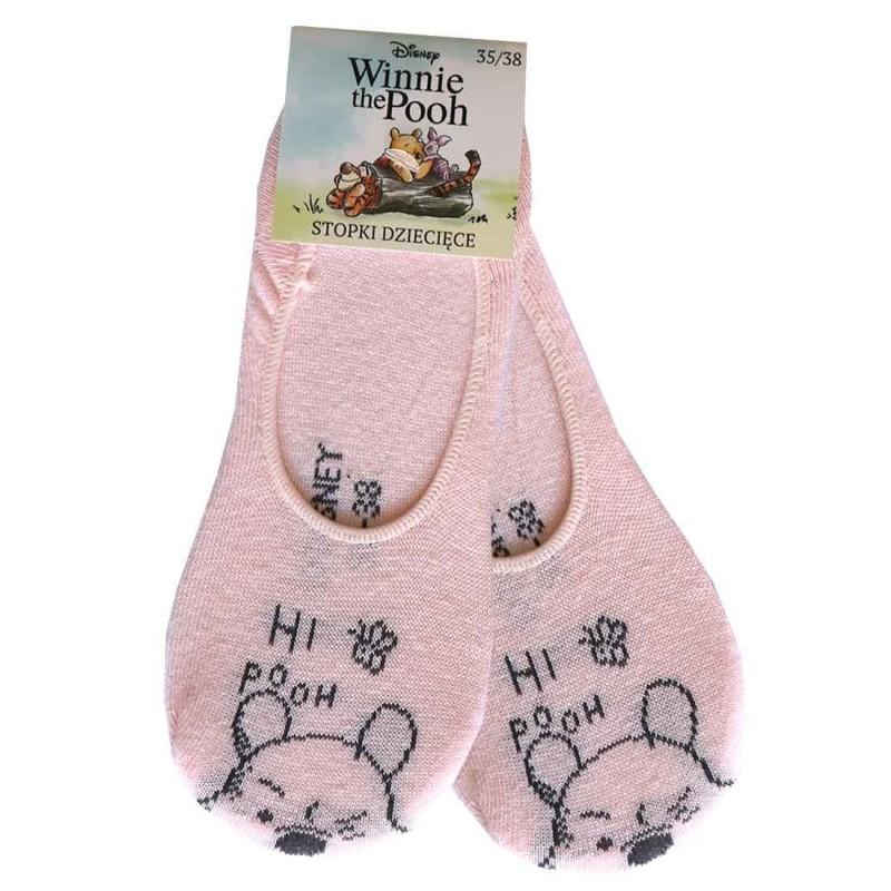 Disney Wonnie The Pooh κοντές Κάλτσες Μπαλαρίνα (DIS BP 52 34 8181)