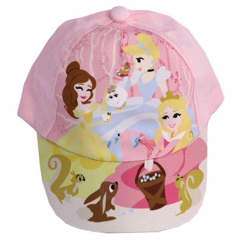 Disney Prnicess βρεφικό Καπέλο Τζόκευ Για κορίτσια (PR-A-23 Pink)