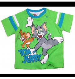 Tom & Jerry Βρεφικό κοντομάνικο Μπλουζάκι