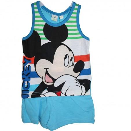 Disney Baby Mickey Mouse Βρεφικό Σετ για αγόρια (EP0210α)